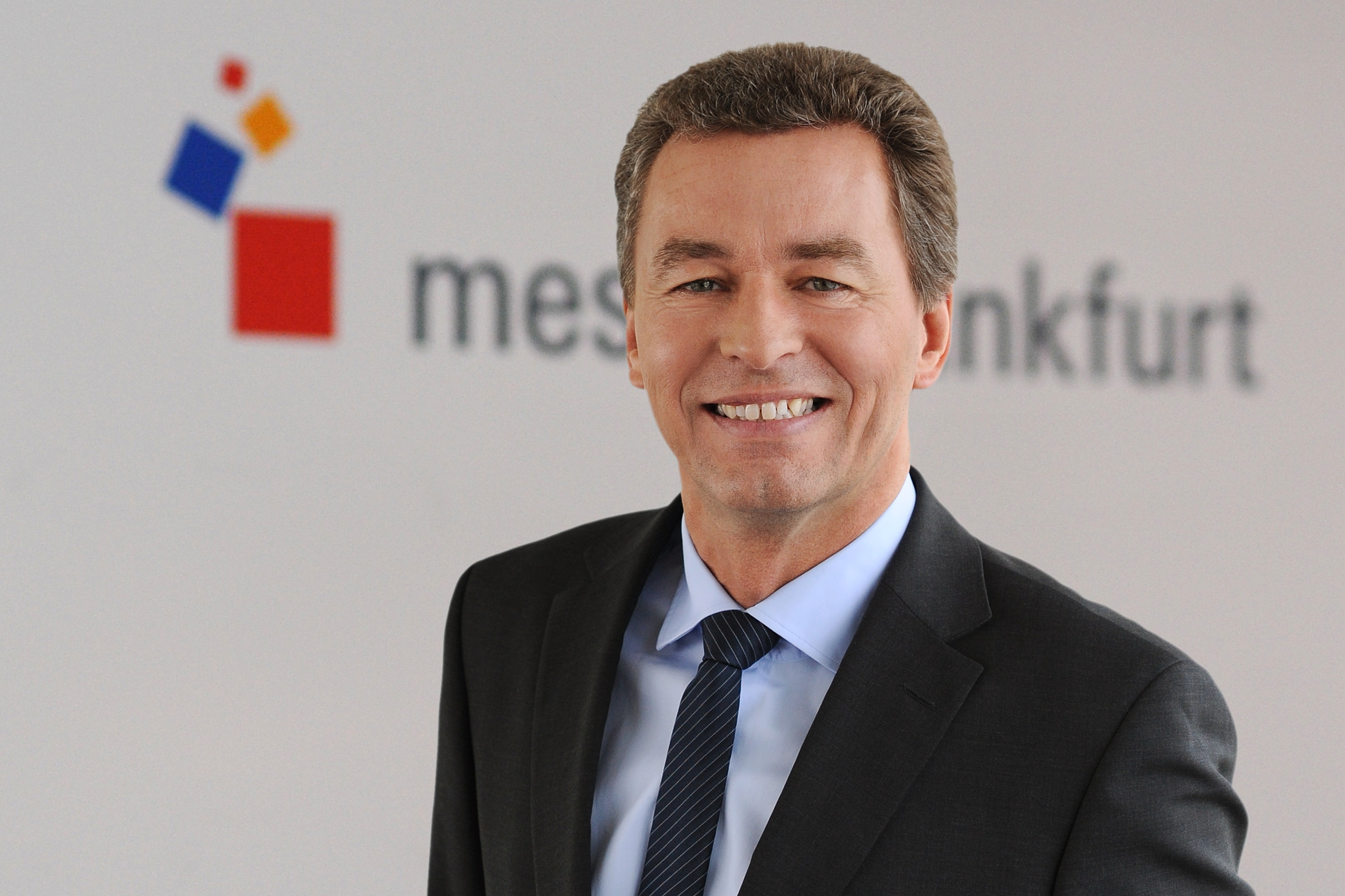 Detlef Braun, Member of the Executive Board of Messe Frankfurt GmbH