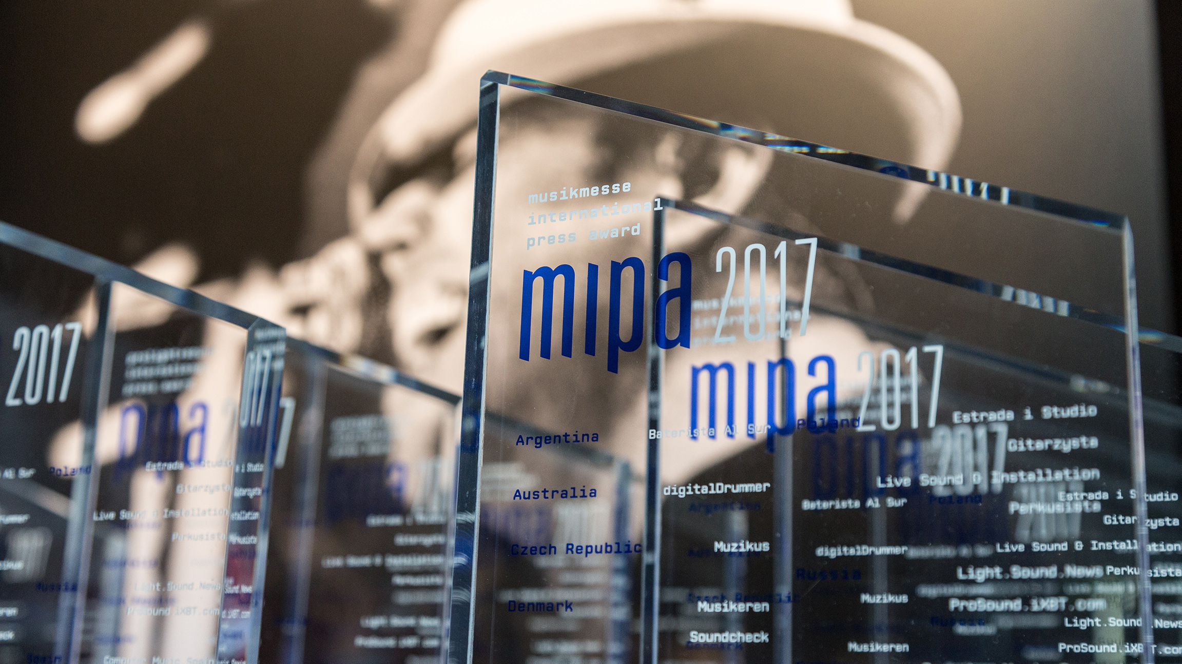 Musikmesse International Press Award (MIPA)