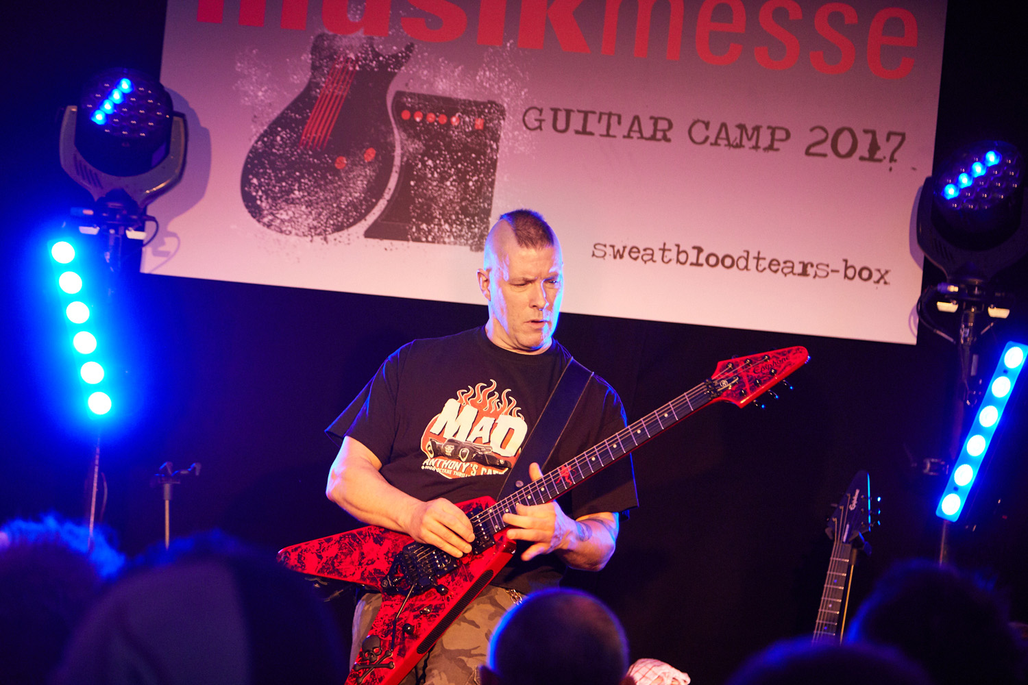 Musikmesse Guitar Camp