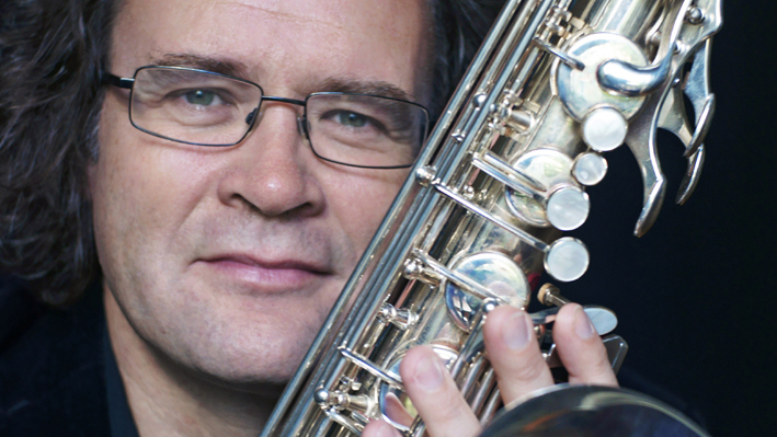 Friday, 14 - 15 Uhr, Peter Weniger (Saxofon), Clinic