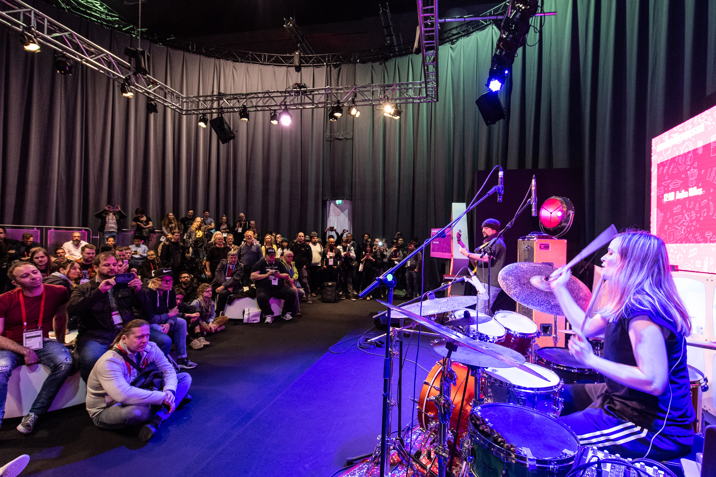 musikmesse + prolight+sound 2019