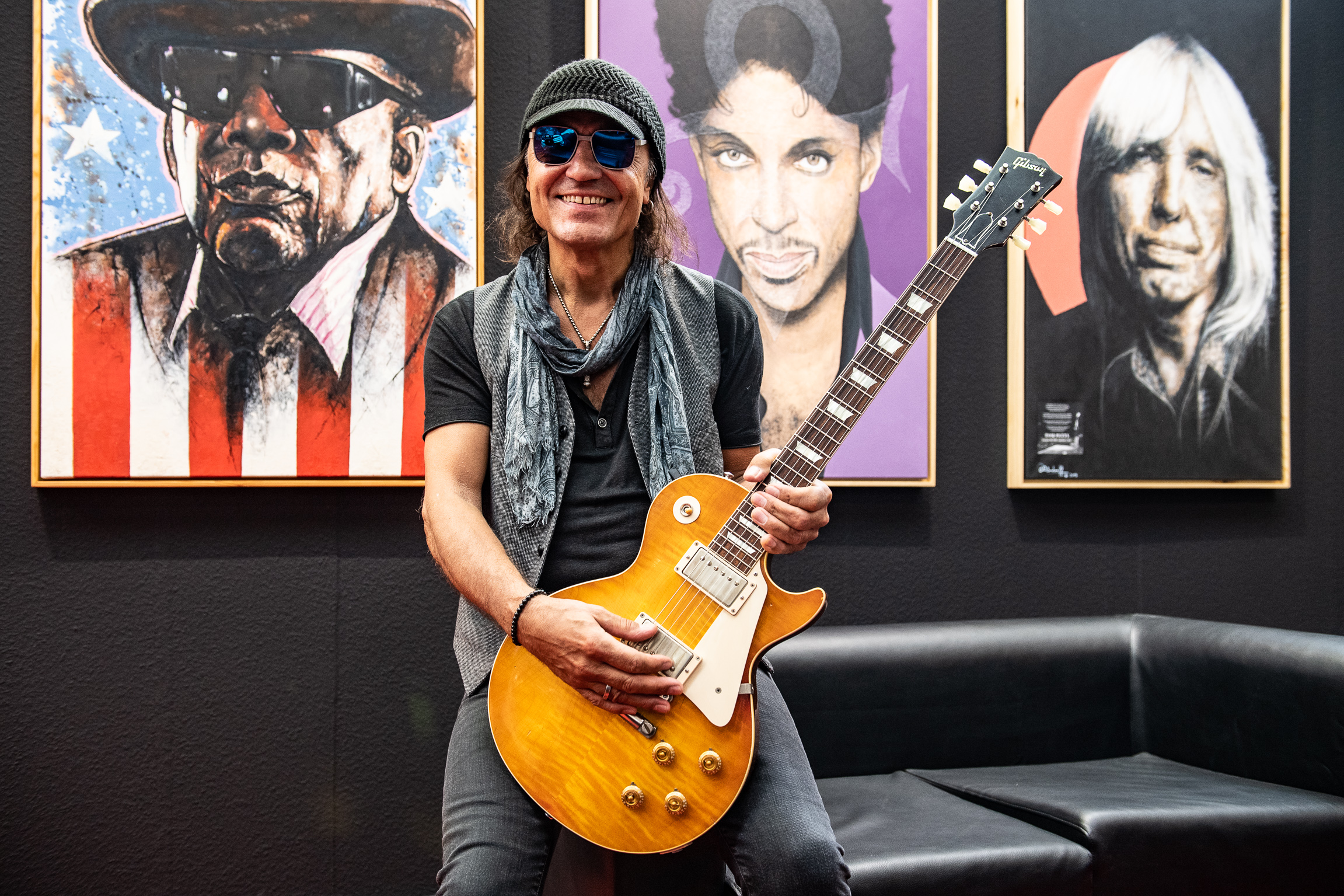 The World of Vintage Guitares: Matthias Jabs (Scorpions)