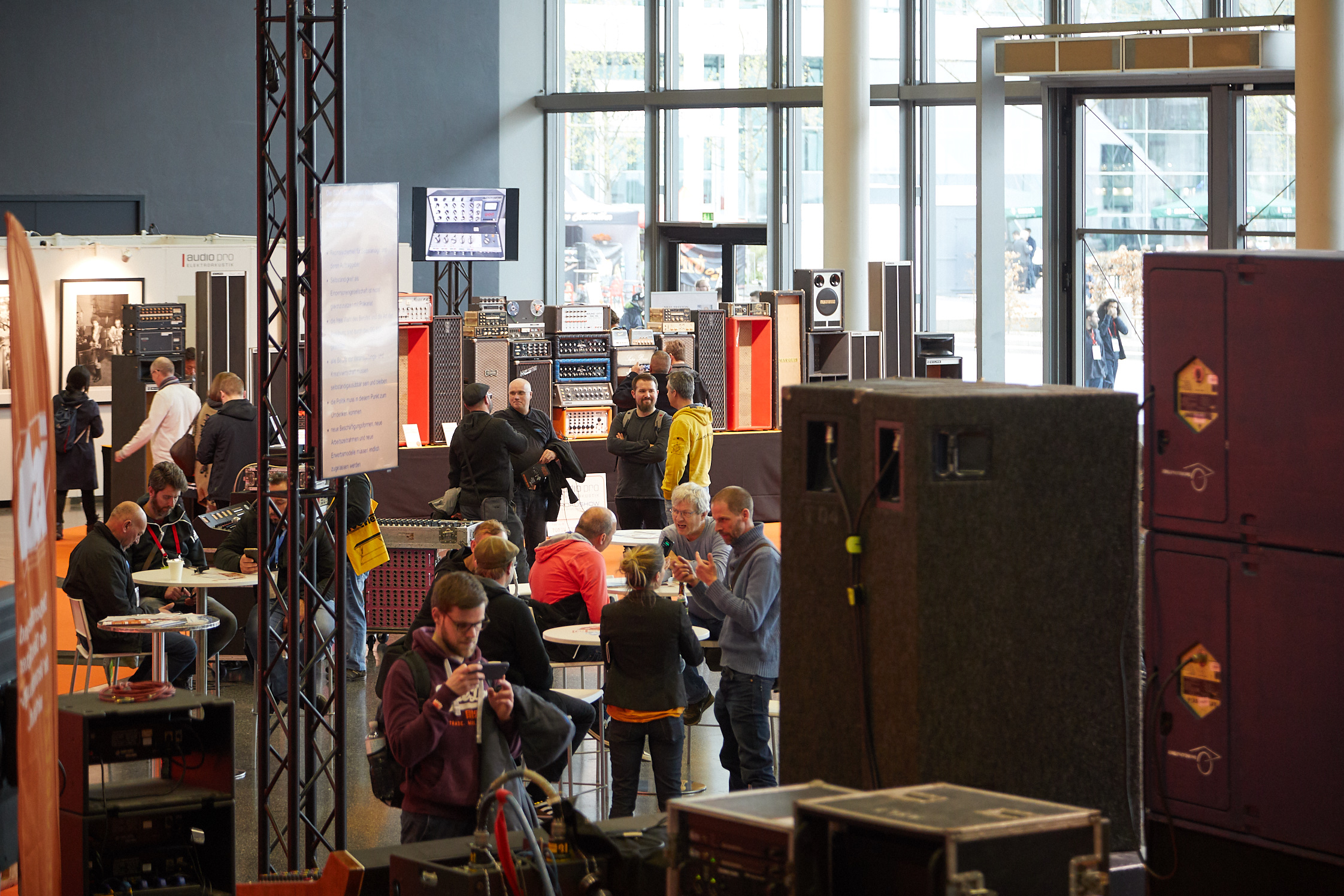 musikmesse prolight & Sound 2019