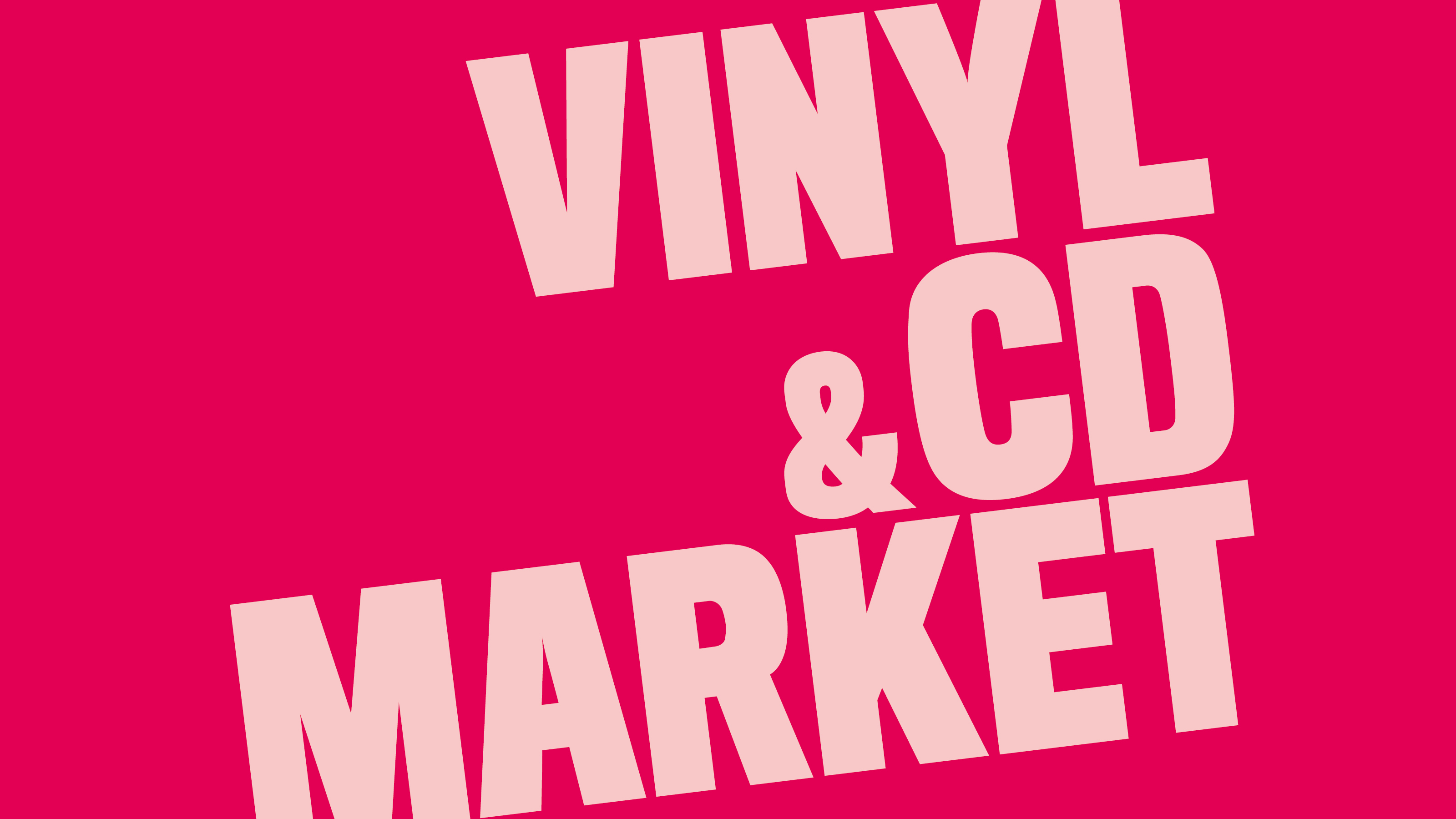 Vinyl & CD exchange
