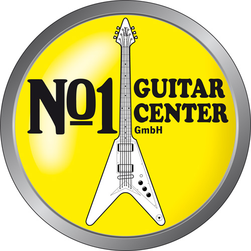 No1 Guitars Logo